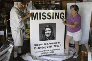 ... com | 12/16/2004 | Man charged with murder of missing Los Gatos woman